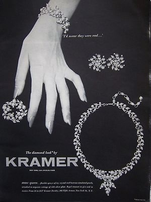 Kramer Vintage Jewelry