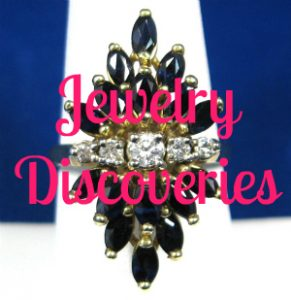 Fabulous antique and vintage jewelry treasures