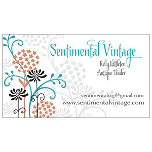 Sentimental Vintage Etsy Shop